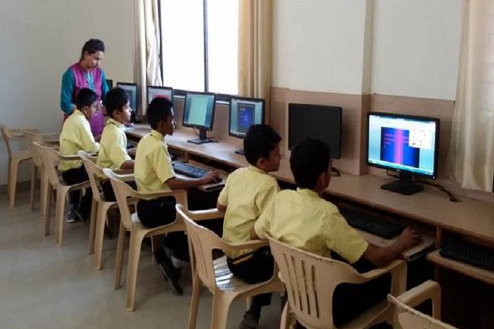 New Times International School-Computer Lab