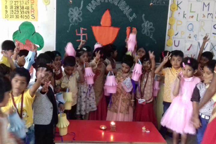 New Times International School-Diwali Celebration