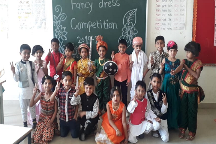 New Times International School-Fancy Dress