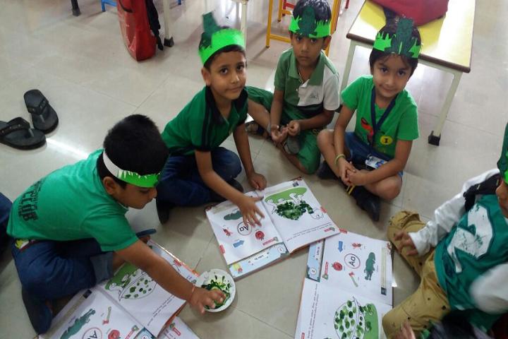 New Times International School-Green Day Celebration