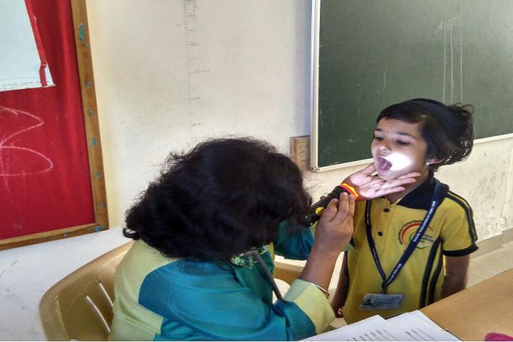 New Times International School-Health Checkup