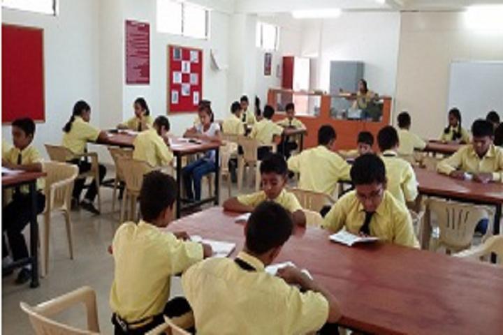 New Times International School-Library