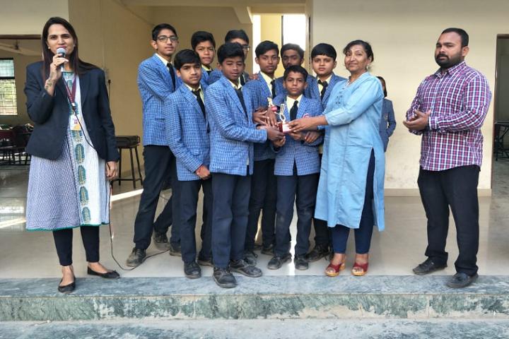 New Times International School-Presentation
