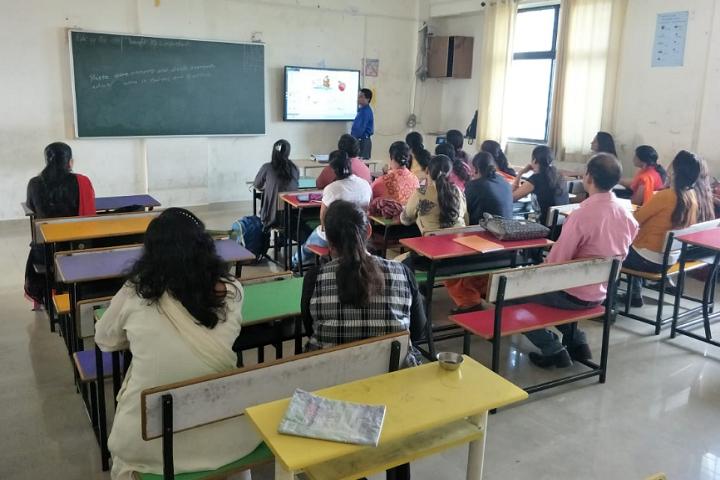 New Times International School-Teacher