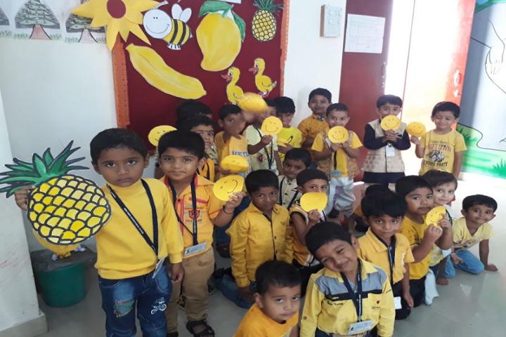 New Times International School-Yellow Day Celebration