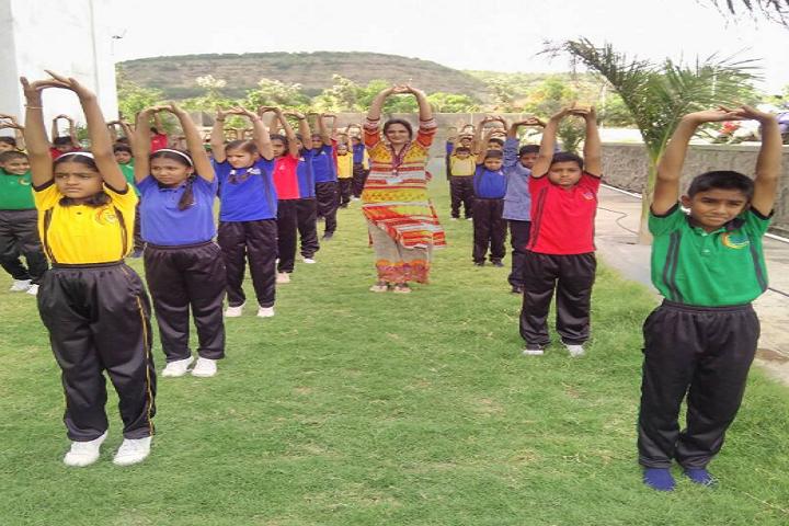 New Times International School-Yoga