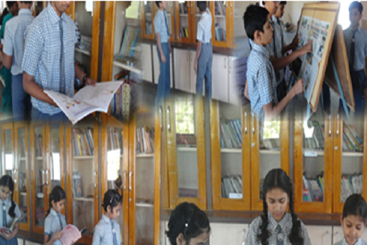 New Vision Public School-Library