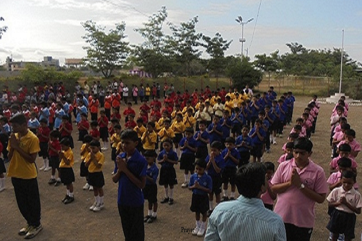 Nirmal Bright Future School-Assembly