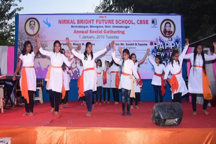 Nirmal Bright Future School-Dance