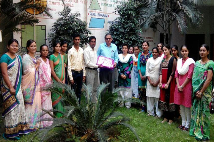 Nirmal Bright Future School-Gift Presentation