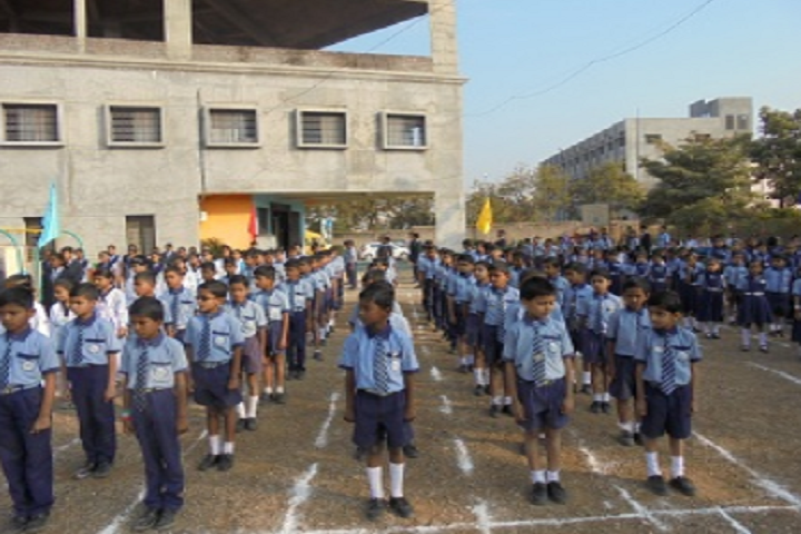 Nirmal Bright Future School-Playground