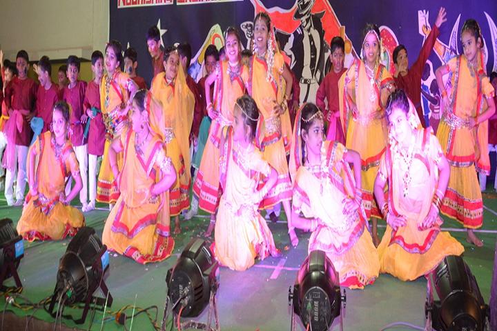 Nirmal International School-Dance