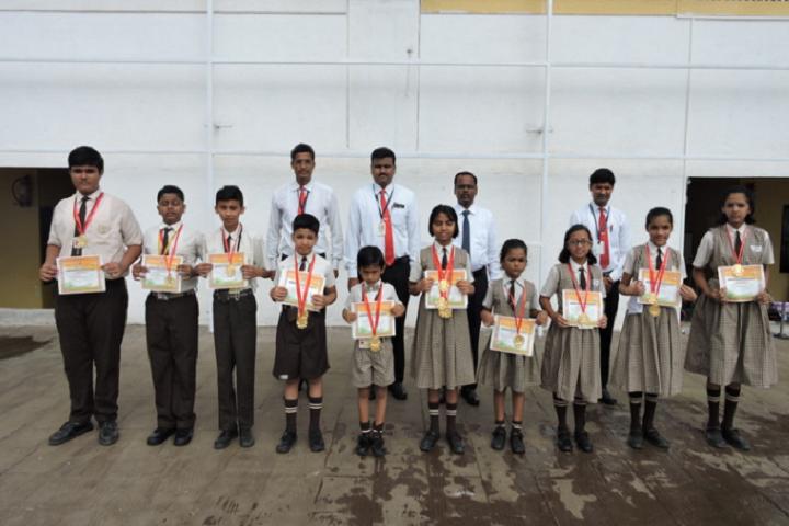 Nirmal International School-Presentation