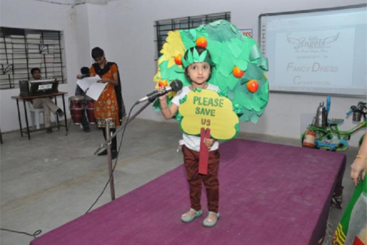 Orchid Public School-Fancy Dress