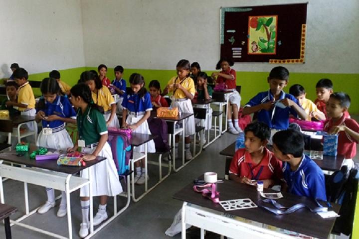 Orchid Public School-Classroom