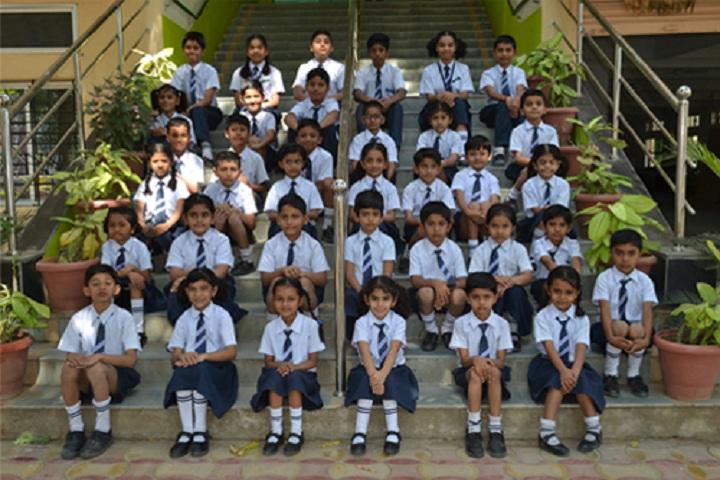 Orchid Public School-Kids