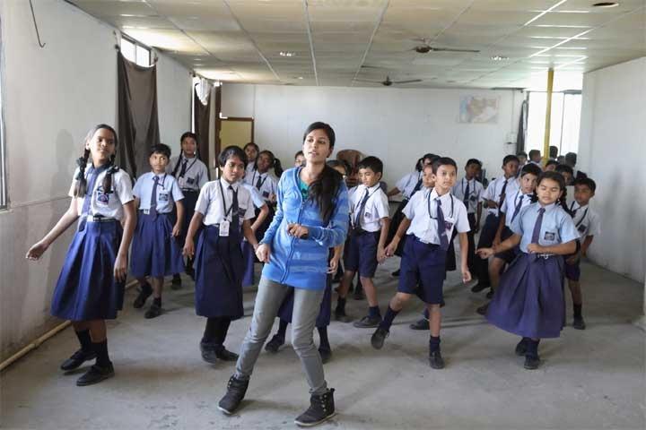 Orchid Techno School-Dancing-Dance