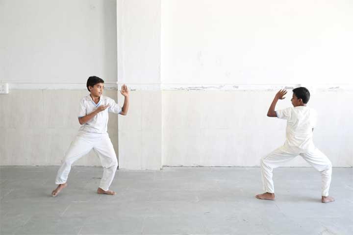 Orchid Techno School-Karate