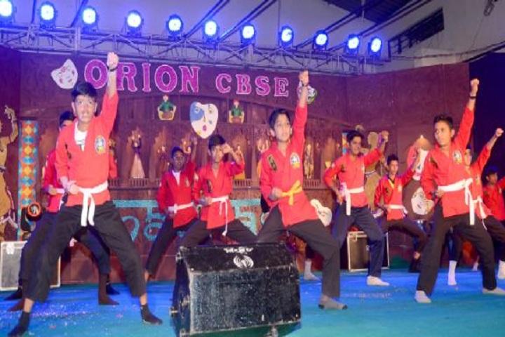 Orion English Medium School-Events
