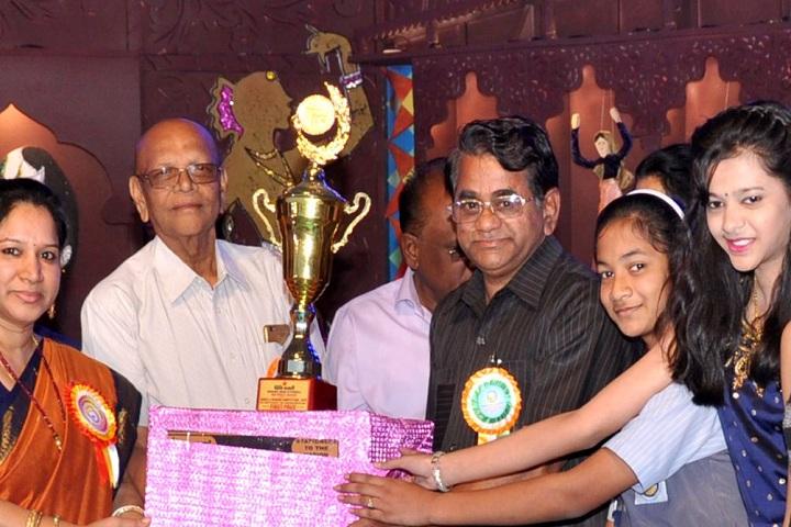 Orion English Medium School-Prize Distribution