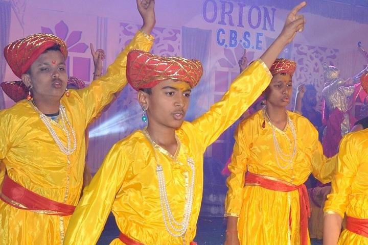 Orion English Medium School-Dance