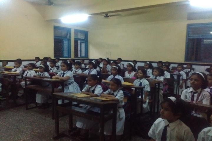 P E S Central School-Class1