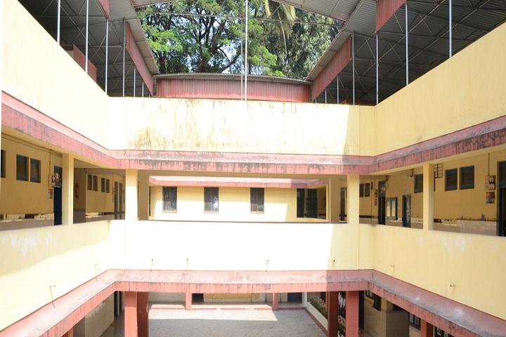 P E S Central School-Campus-View