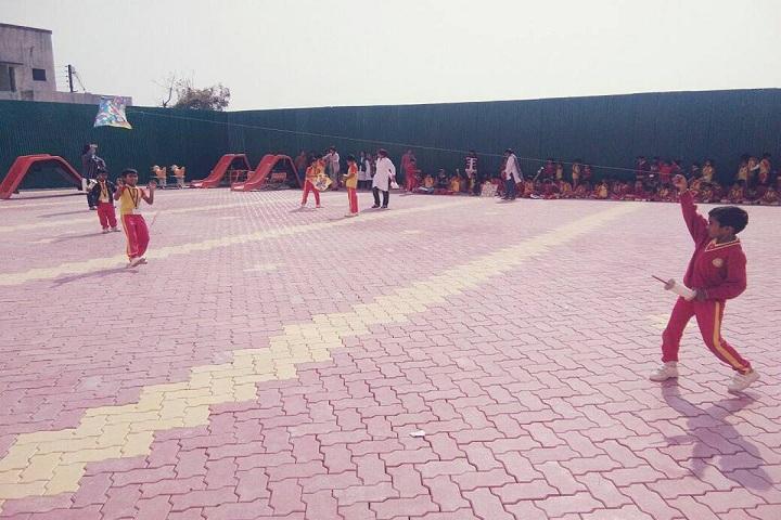 P R Pote Patil International School-Sports