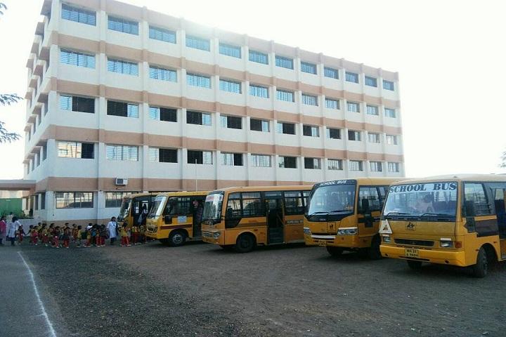 P R Pote Patil International School-Transports