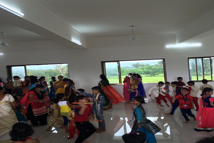 PS Bane International School-Dance-Room