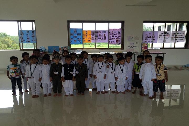 PS Bane International School-Kids