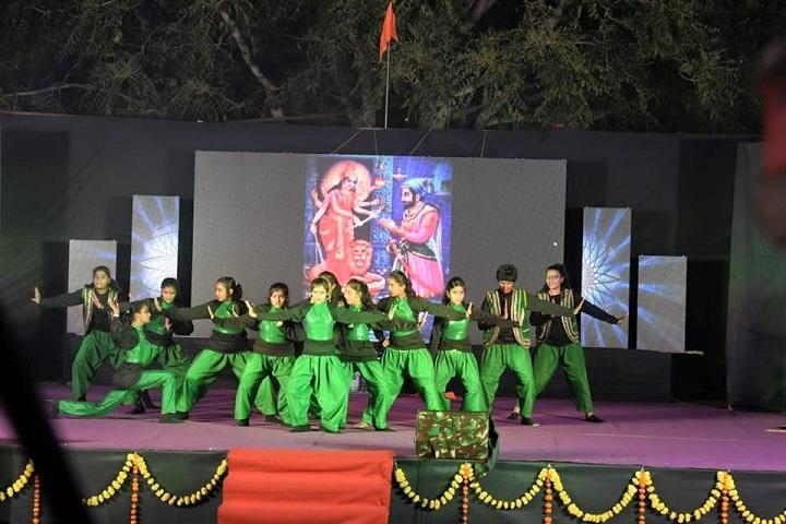 Padmashree Dr Vithalrao Vikhe Patil Foundations English Medium School-Annual Day