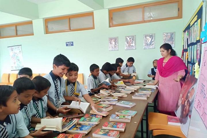 Padmashree Dr Vithalrao Vikhe Patil Foundations English Medium School-Exhibition