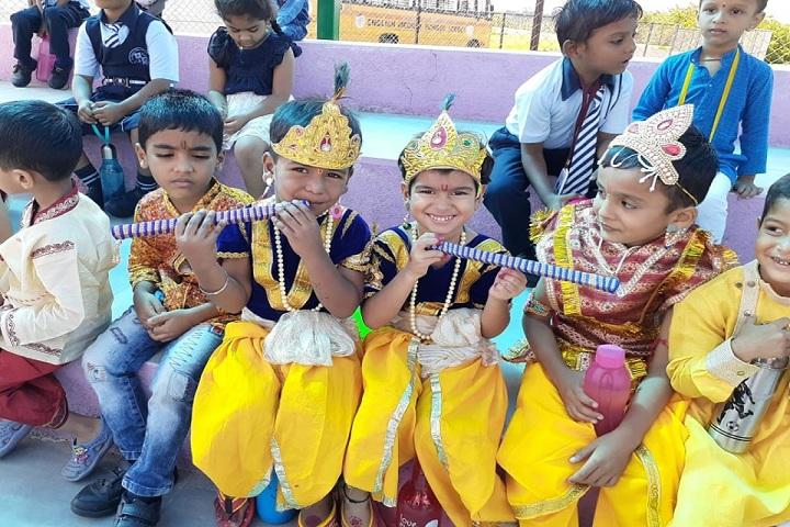 Padmashree Dr Vithalrao Vikhe Patil Foundations English Medium School-Festivals