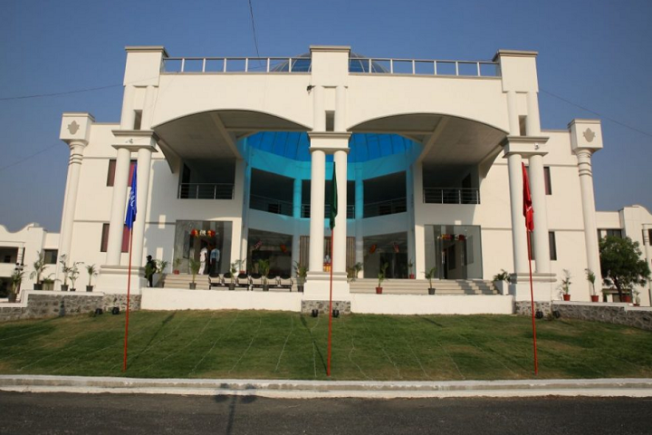 Panacea International School-Campus View