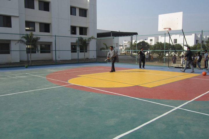 Panacea International School-Play Ground
