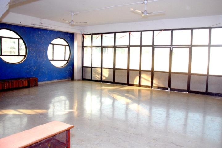 Holyden English Medium School-Dance room