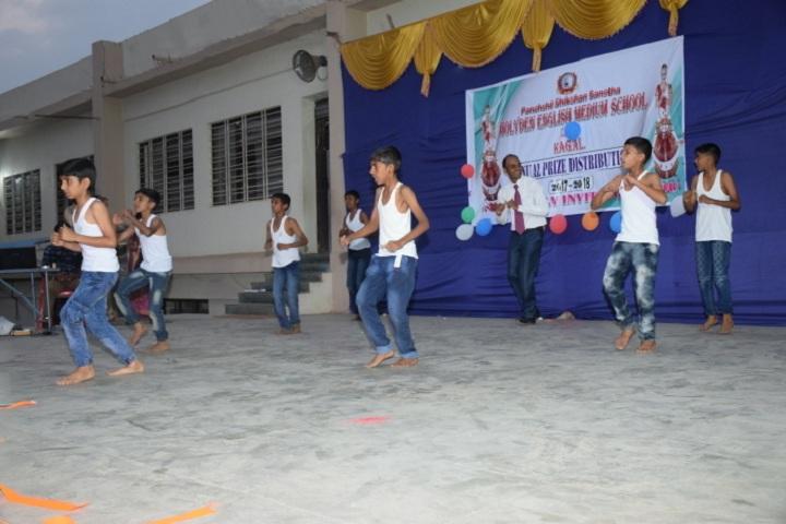 Holyden English Medium School-Dance