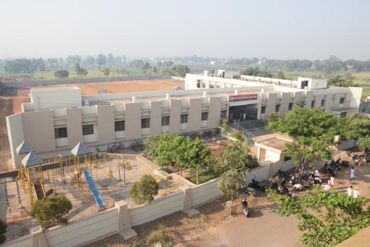 Holyden English Medium School-View of School