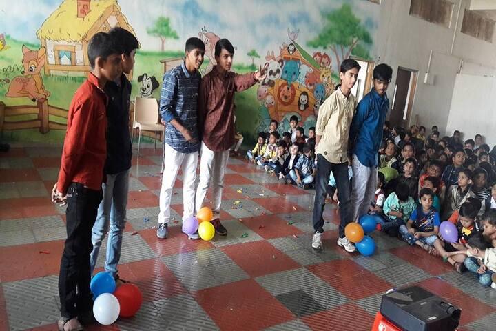 Panchvati English Medium School-Activity