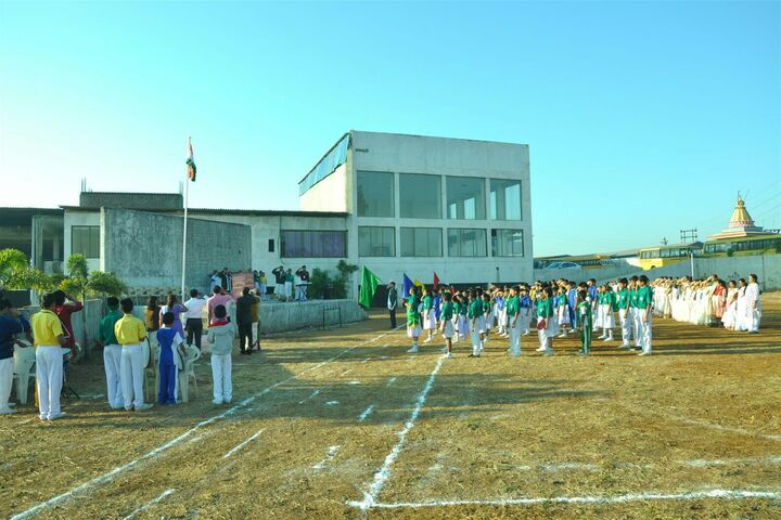 Panchvati English Medium School-Campus View
