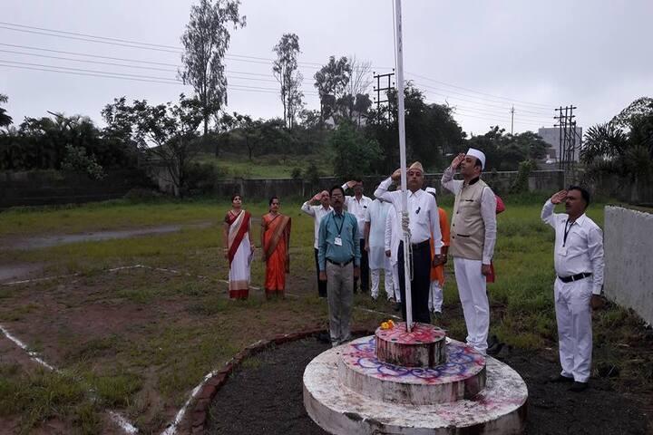 Panchvati English Medium School-Flag Hosting