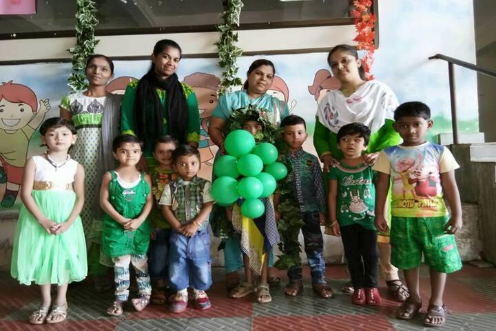 Panchvati English Medium School-Green Day