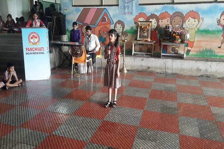 Panchvati English Medium School-Singing