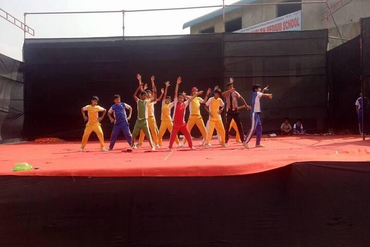 Panchvati English Medium School-Sports Day