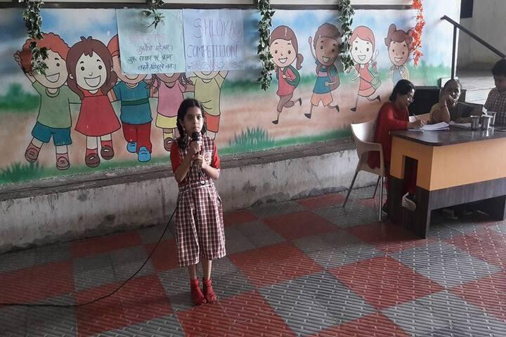 Panchvati English Medium School-Story Telling