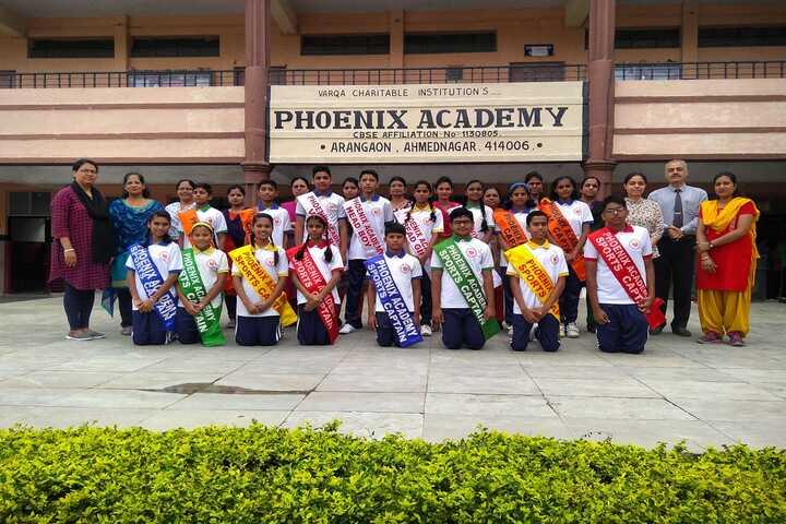 Phoenix AcademyInvestiture Ceremony