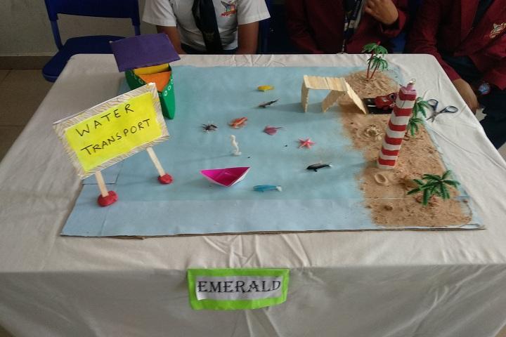 Phoenix World School-Activities View