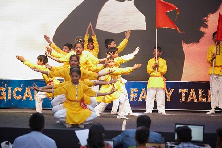 Phoenix World School-Annual day