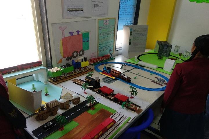 Phoenix World School-Exhibition